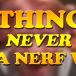 5 Things to Never Do In A Nerf War
