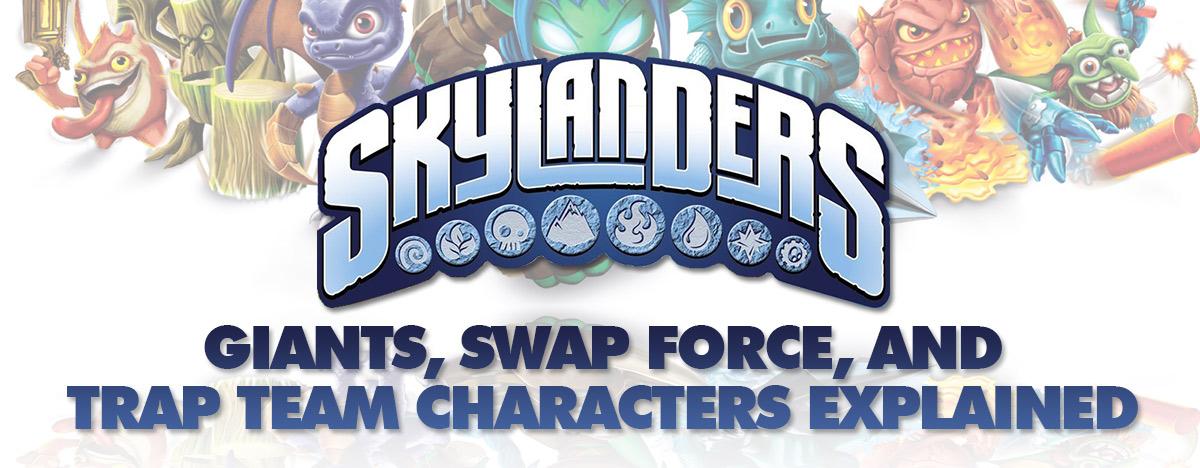 Skylanders Explained