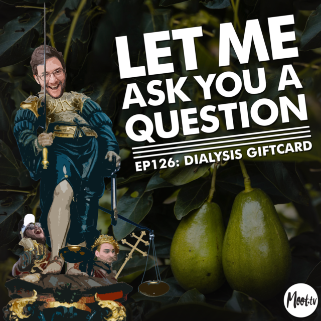 LMAYAQ Ep126: Dialysis Giftcard
